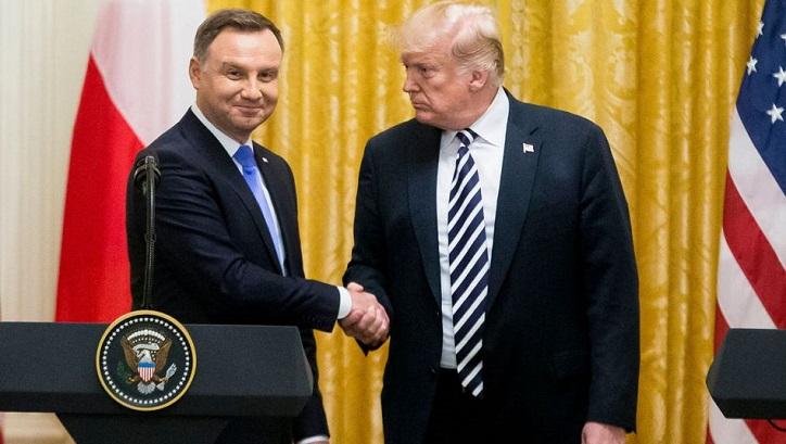 Nach Donald Trump spricht sich auch Polens Präsident Duda gegen die Impfpflicht aus!