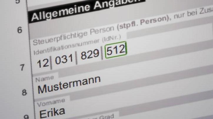Steuer-ID soll Bürgernummer werden – Datenschützer sind alarmiert