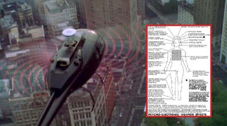 """Die US-Regierung sendet versehentlich """"Remote Mind Control"""" Dateien an Journalisten"""