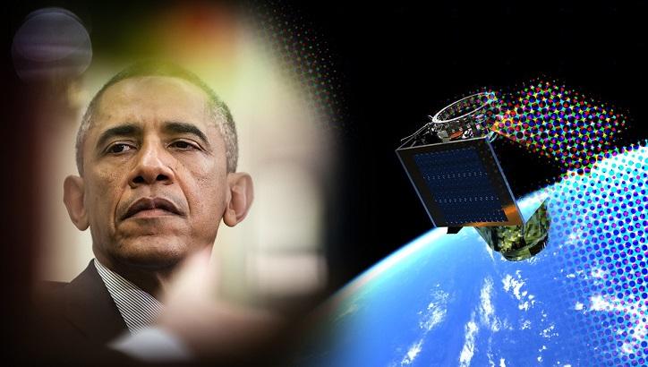 Von den USA nach Frankfurt, zur Botschaft in Rom und wieder zurück: Barack Obama ist eine der Schlüsselfiguren