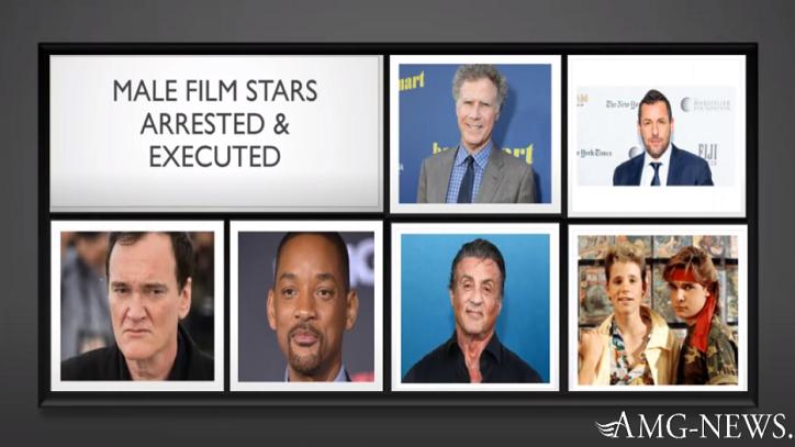Angeblich hingerichtete männliche Schauspieler?! Du entscheidest…