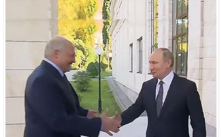 Staatsstreich gegen den belarussischen Präsidenten vereitelt!