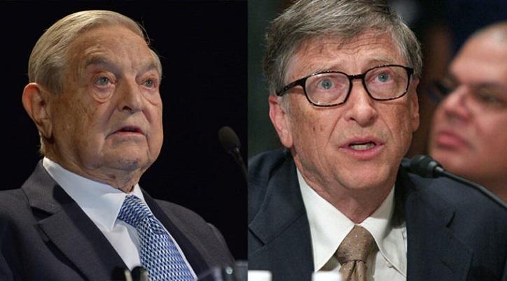 """Das peruanische Gericht entscheidet, dass Bill Gates und George Soros strafrechtlich für die """"Entstehung"""" der COVID-19-Pandemie verantwortlich sind"""