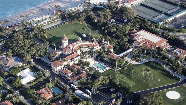 Mar-a-Lago, das neue Weiße Haus!