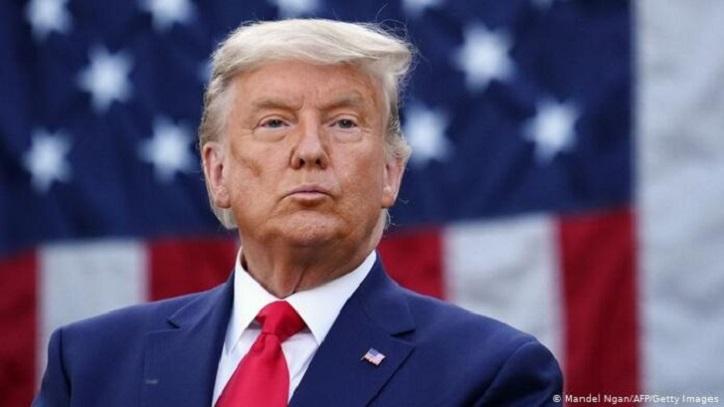 Trump schwört, seine inhaftierten Partisanen freizulassen!
