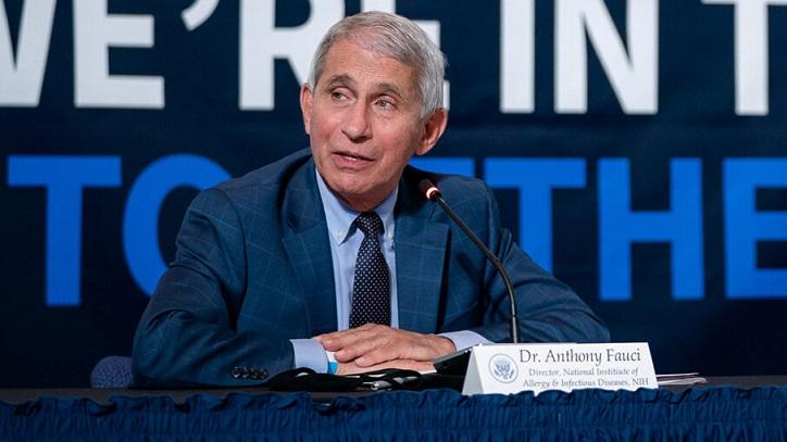 Dr. Anthony Fauci wird nicht geimpft!