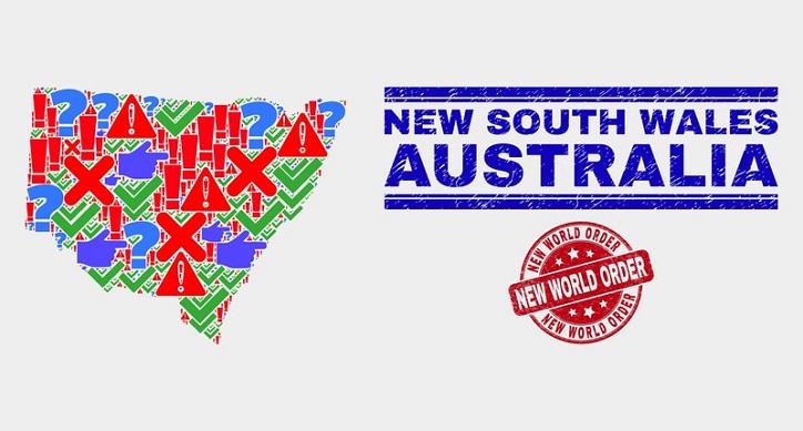 Australische Beamte Geben Erneut Eine Neue Weltordnung Bekannt