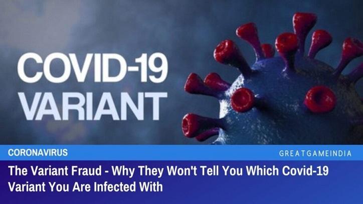 COVID-19-Variante BETRUG Aufgedeckt: Warum Sie Ihnen Nicht Sagen, Mit Welcher Variante Sie Infiziert Sind