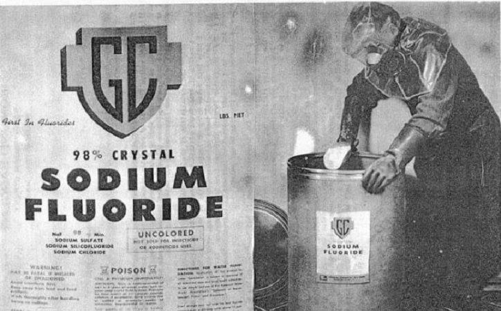 Fluorid – Ein Moderner Giftmüll