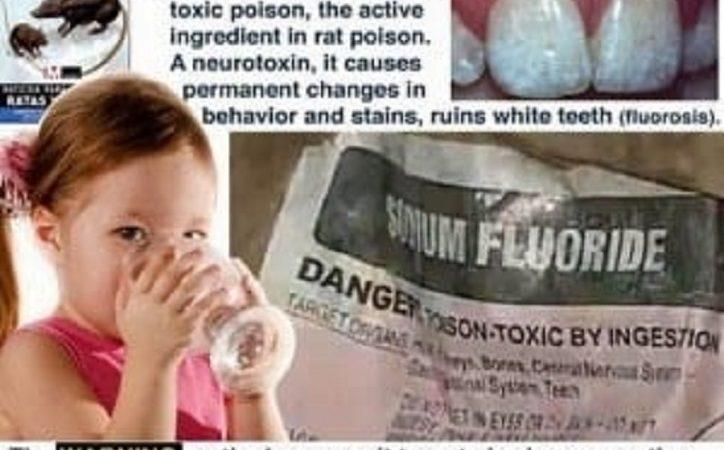 Fluorid Tötet Das Gehirn Ihres Kindes – Offiziell