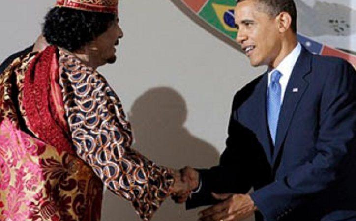 Muammar Al-Gaddafi – Die Wahrheit!