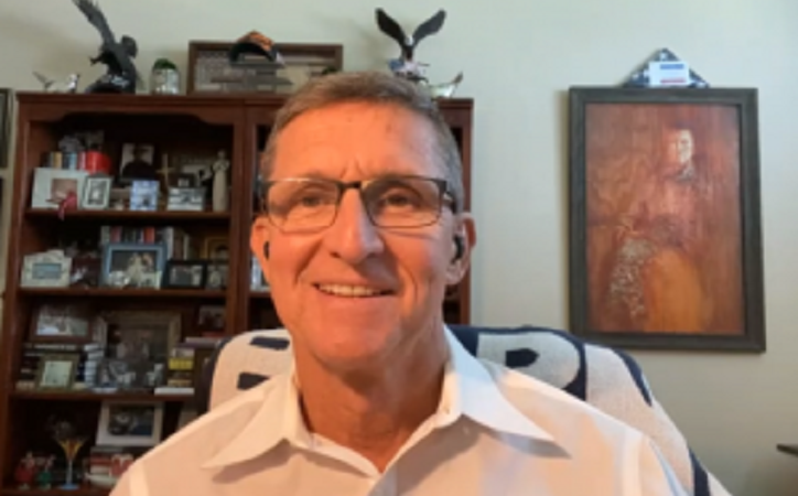Greg Hunter & General Michael Flynn: Amerika wird von Kommunisten übernommen! – Muss Video