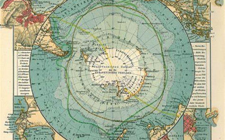 Geheime Kontinente jenseits der Antarktis! Die Wahrheit, die Sie nicht wissen wollen