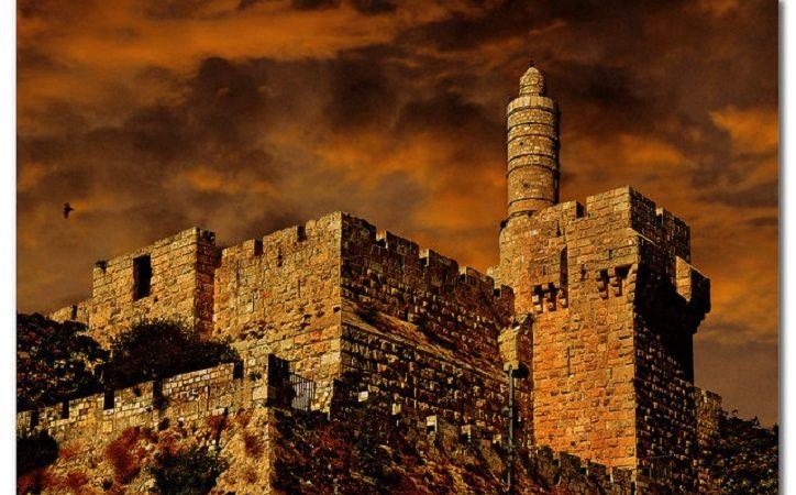Neuer ShariRaye: 1500 Meilen langer unterirdischer Tunnel vom Vatikan nach Jerusalem! Gold!