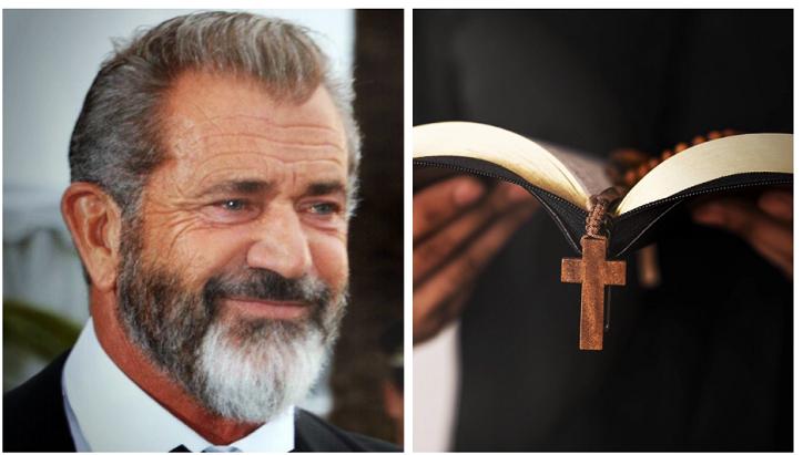 Vatikan als Diener der Globalisten: Mel Gibson kritisiert Verrat der alten Kirchenlehre