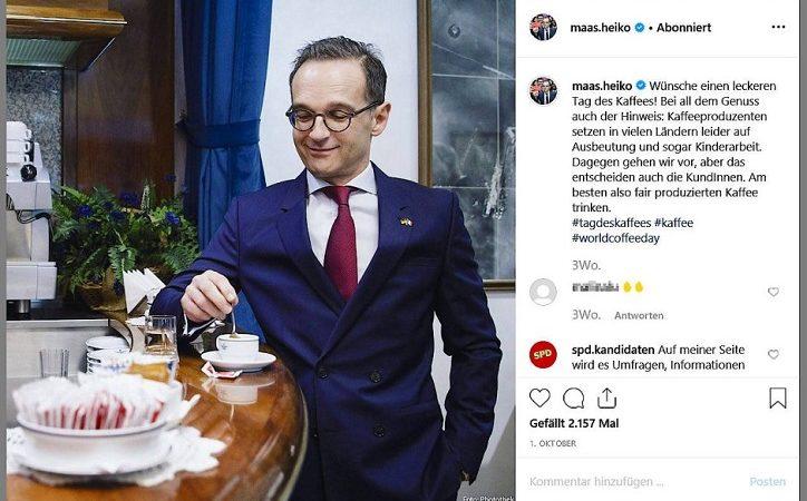 Legal, illegal, scheißegal: Die kriminelle Vergangenheit von Außenminister Heiko Maas