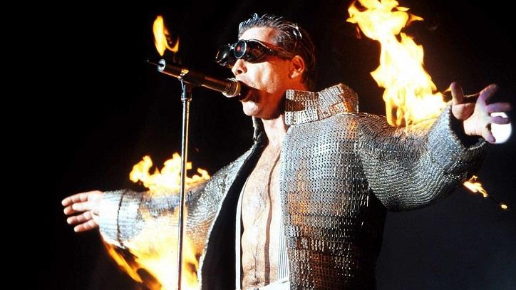 Rammstein: Till Lindemann verhaftet