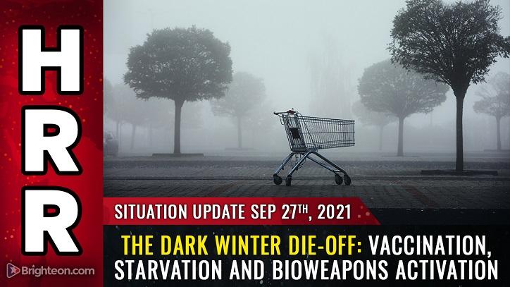 Der dunkle Winter DIE-OFF beginnt: Massentote durch Impfungen kollidieren mit künstlichem Hunger und dem Zusammenbruch von Gas und Energie
