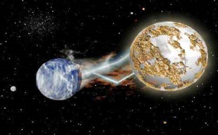Planet X Nibiru steuert auf die Erde zu und wird alles Leben beenden (NASA-Warnung: Nach 7 Tagen wird Nordamerika stark zittern, wenn der Polsprung stattfindet)