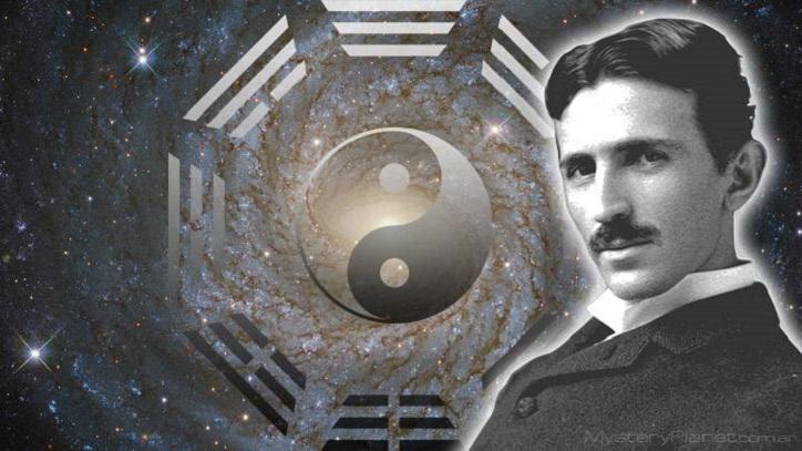 Nikola Tesla und seine Verbindung zur chinesischen Kosmologie