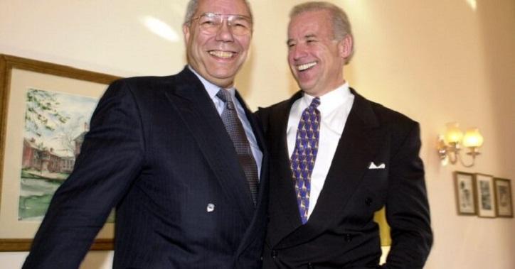 Colin Powell, Krebspatient, beging Selbstmord!